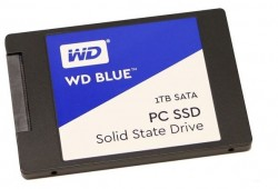 "SSD WD BLUE 1TB / 2.5"" 7MM SATA3 / READ UP TO 545MB / WRITE UP TO 525MB / UP TO 100K/80K IOPS (MÀU XANH)"
