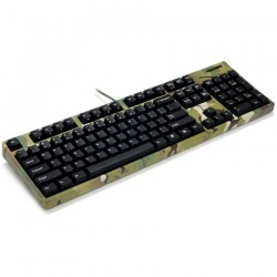 Keyboard Filco Majestouch 2 Camouflage Brown switch 104 - FKBN104M/EMU2