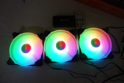 Bộ FAN RGB COOLMOON V2 ( Kit 5 fan )