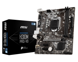 Mainboard MSI H310M PRO-VD