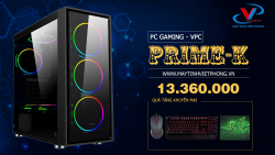 PC Gaming VPC PRIME-K