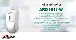 Hình ảnh : Cảm biến rèm ARD1611-W