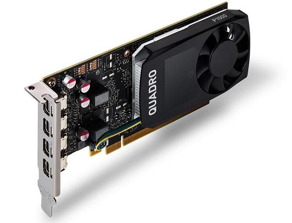 Card đồ họa nVidia Quadro P1000 4GB GDDR5 giá rẻ