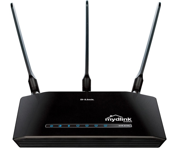 Thiết bị mạng D-link Wireless N300 High Power Cloud Router