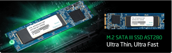 Ổ cứng ssd APACER AST280 M.2 120GB