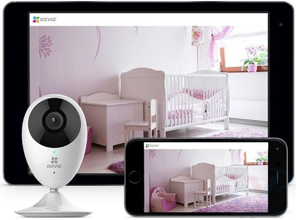 Camera wifi EZVIZ Mini O Plus 1080P CS-CV206 giá rẻ