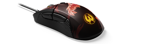 Chuột gaming SteelSeries Rival 310 CS:GO Howl Edition giá tốt