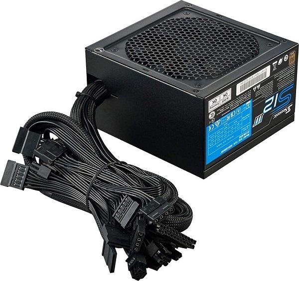 Nguồn Seasonic 650w S12III-650 - 80 PLUS® BRONZE giá rẻ nhất