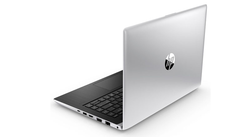 "Laptop HP Probook 440 G6 -5YM64PA- vỏ nhôm bạc(Core i5 8265U, 1.6 up 3.9Ghz, 4GB DDR4 (còn 1slot), HDD 500GB + 1 slot M.2 PCI SSD, Intel UHD620, 14"" Full HD, FingerPrint, Key_LED,Dos)"