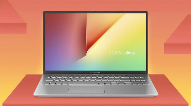 Laptop Asus A412FJ-EK192T- Màu Bạc(Core i7 8565U, 8M Cache, up to 4.60 GHzh , Ram 8Gb (4GB onboard DDR4/2400MHz + 4GB DDR4/2400MHz (1 slot) ),HDD 1TB+ 1slot M2 SSD , Intel HD620,14 FHD Anti Glare,WIN10SL)