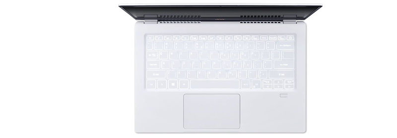 "Laptop Acer Swift 5 SF514-54T-55TT - Trắng NX.HLGSV.002(Intel Core i5-1035G1(1.0GHz, 6MB SmartCache, Up to 3.6Ghz), RAM: 8GB (2x4GB) DDR4, Ổ cứng: 512GB PCIe NVMe SSD M2, Màn hình: 14"" FHD Acer ComfyView™ IPS LED LCD (1920x1080)OS: Windows"