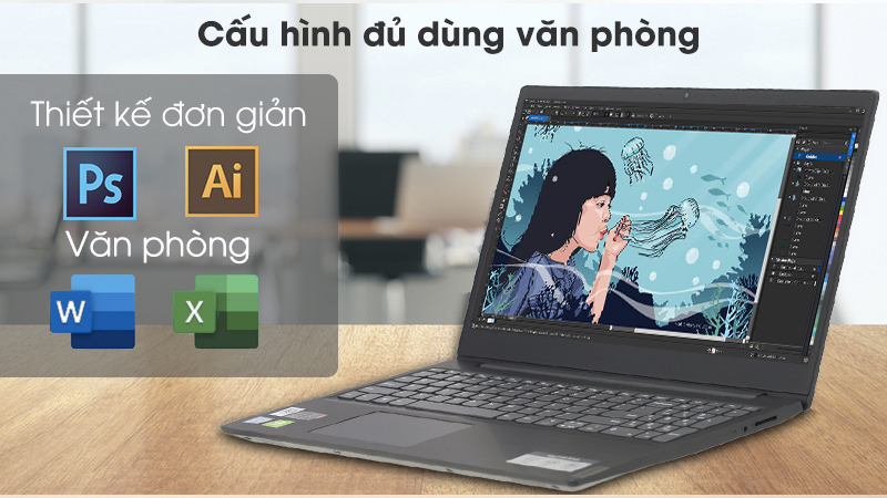 Lenovo V14-IIL (82C400T1VN)/ Grey ( i3-1005G1, 4GB, SSD 256GB, Intel UHD Graphics, 14.0 inch HD, 2Cell, No Os) tốt nhất
