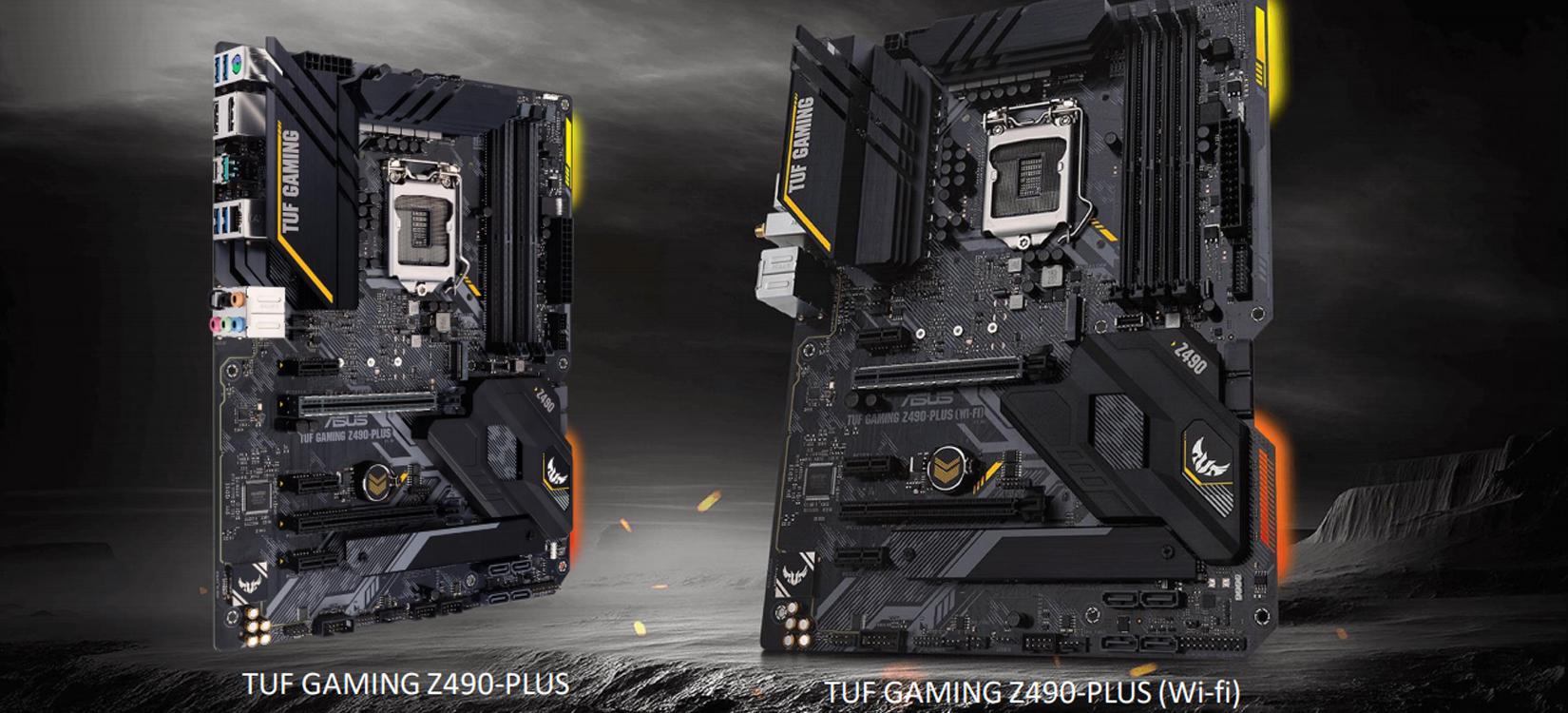 Mainboard ASUS TUF GAMING Z490-PLUS giá tốt
