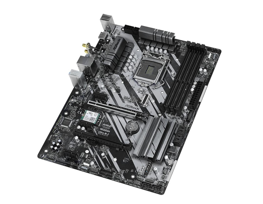 Mainboard ASROCK Z490 PHANTOM GAMING 4/2.5G
