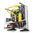 Case Thermaltake Core P3 Snow Edition ATX Wall-Mount Chassis