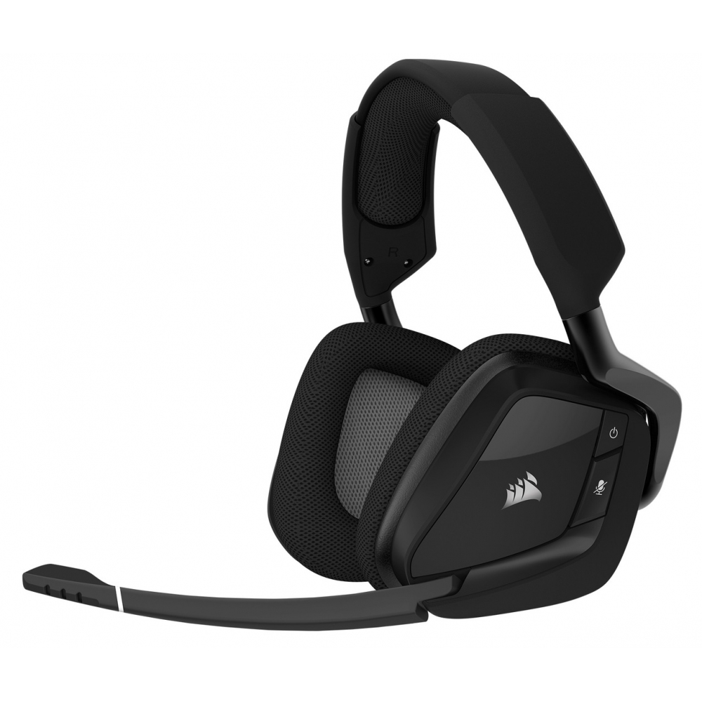 Tai nghe gaming Corsair VOID PRO RGB Wireless Carbon giá rẻ