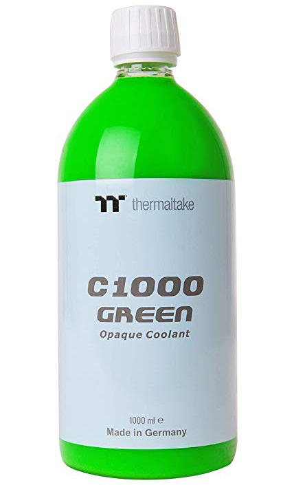 Coolant Thermaltake C1000 Opaque Coolant Green - 1000mL (Made in Germany)