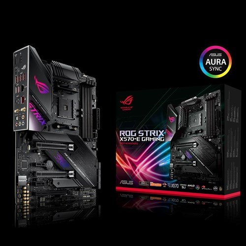 Main ASUS ROG Strix X570-E Gaming