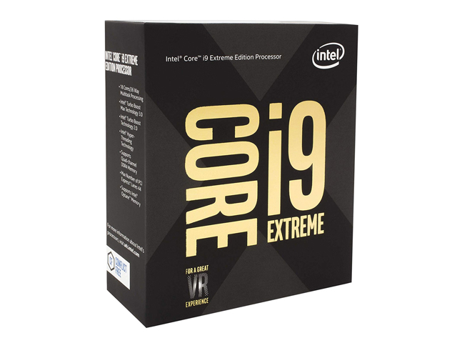 CPU Intel Core i9-9980XE EXTREME EDITION 3.0 GHz Turbo 4.4 GHz up to 4.5 GHz