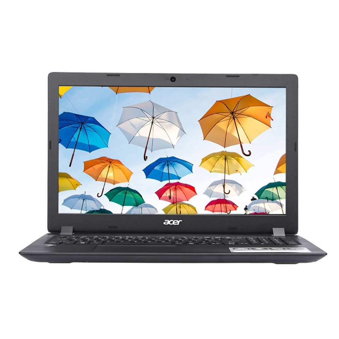 "Laptop Acer Aspire A315-54-36QY- Đen NX.HM2SV.001 (Intel® Intel® Core™ i3-10110U (2.1GHz upto 4.1GHz, 4MB Intel® Smart Cache) , 4GB DDR4 ( còn 1 slot) , 256GB PCIe NVMe  ,  Intel® HD Graphics 620 , 15.6"" FHD Acer ComfyView LED LCD , Windows 1"