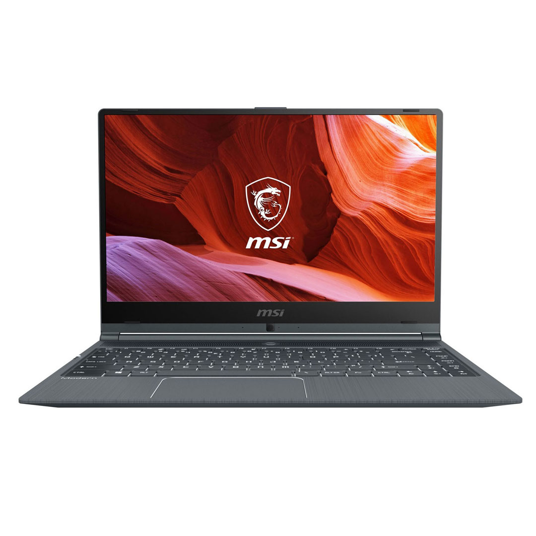 "Laptop MSI Modern 14 A10M 693VN Dark Gray (i7-10510U, 8GB, 256GB NVMe PCIe SSD, Intel® UHD Graphics,14"" FHD (1920*1080), Windows 10 Home, Pin 4 cell)"