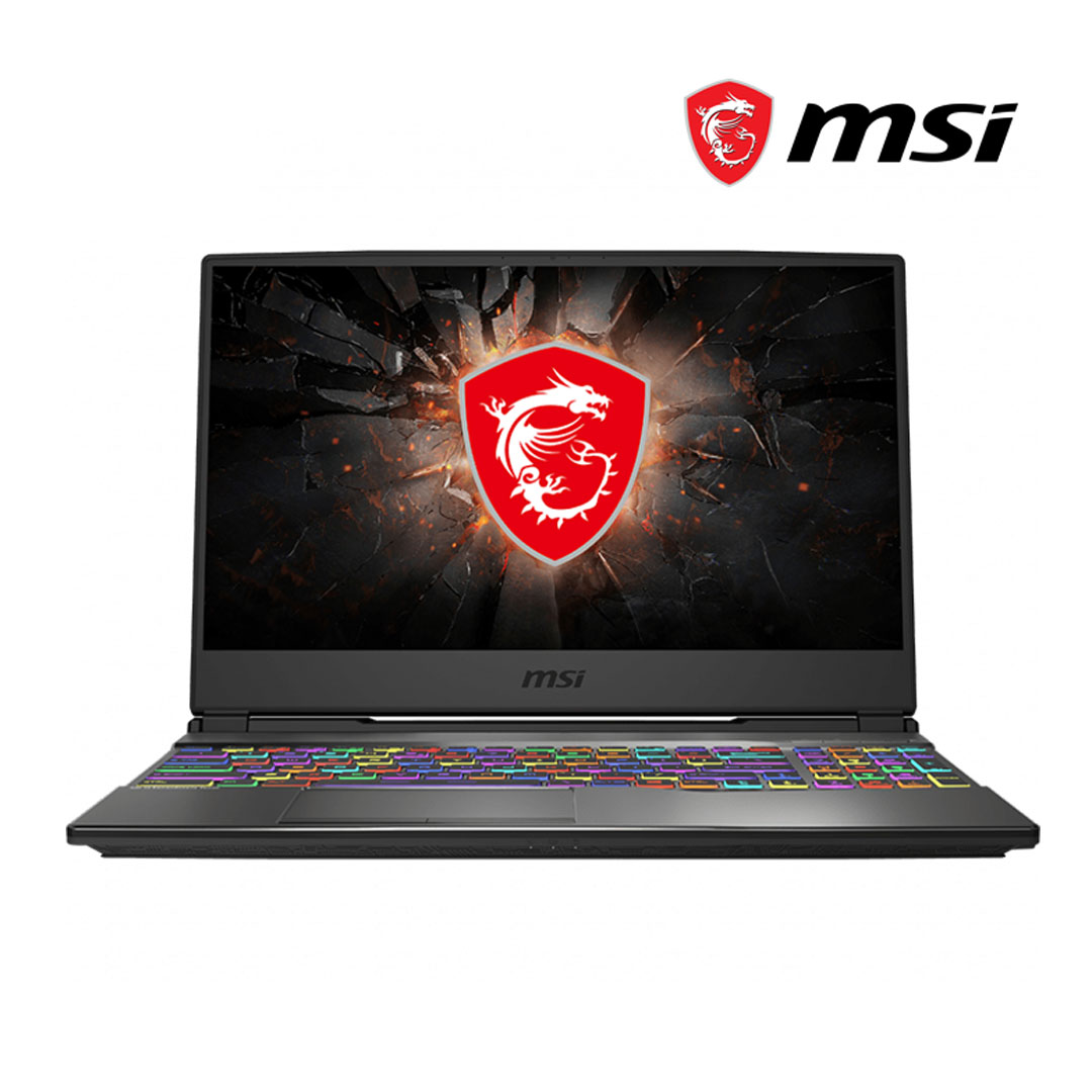 "Laptop MSI GL65 9SDK 254VN (i7-9750H, 8GB, 512GB SSD NVMe PCIe SSD, Geforce GTX 1660 Ti 6GB, 15.6"" FHD (1920*1080), IPS-Level 120Hz, Windows 10 Home, Pin: 6 cell 51Whr)"