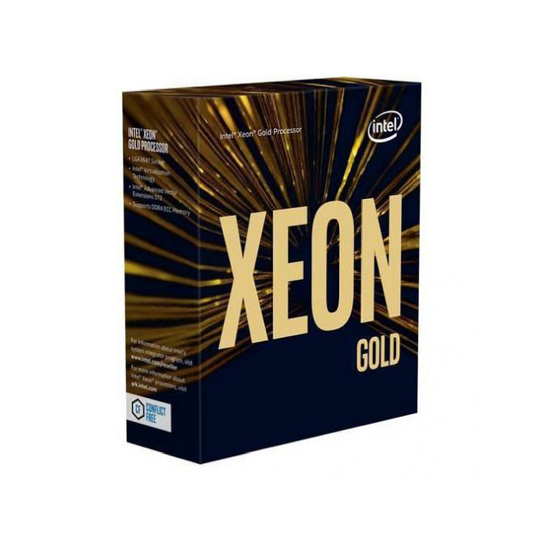CPU Intel Xeon Gold 6142 (2.6GHz turbo up to 3.7GHz, 16 nhân, 32 luồng, 22MB Cache, 150W) - Socket Intel LGA 3647